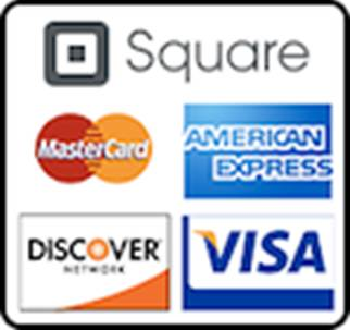 Square accepted payment methods